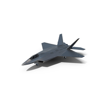 TAI Turkish TF-X Aerospace Industries Future Concept Jet Fighter PNG & PSD Images