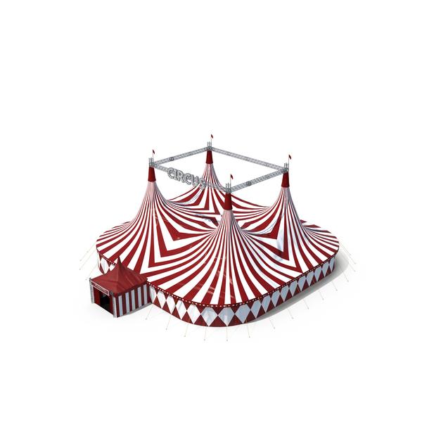 Circus Tent PNG & PSD Images