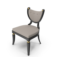 Elledue Club Chair PNG & PSD Images