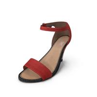 High Heel Sandal PNG & PSD Images
