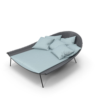 Arena Outdoor Daybed PNG & PSD Images