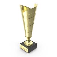 Achievement Trophy PNG & PSD Images