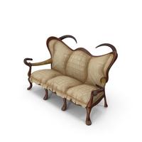 Infernal Furniture Animal Sofa PNG & PSD Images