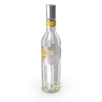 Finlandia Grapefruit Vodka Bottle PNG & PSD Images