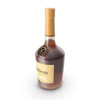 Hennessy VS Cognac Bottle PNG & PSD Images