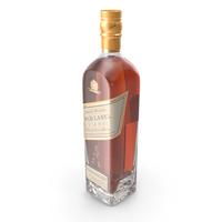 Johnnie Walker Gold Label Bottle PNG & PSD Images