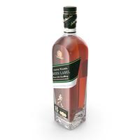 Johnnie Walker Green Label Bottle PNG & PSD Images
