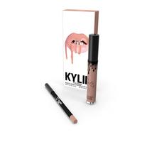 Kylie Jenner Matte Lip Kit PNG & PSD Images