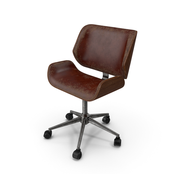 Office Chair Manager Damaged PNG & PSD Images