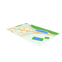 City Map Abstract PNG & PSD Images