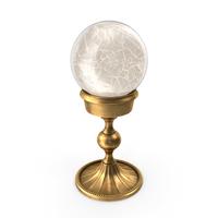 Magic Ball Gold PNG & PSD Images