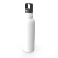White  Bottle PNG & PSD Images