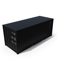 Container Black PNG & PSD Images