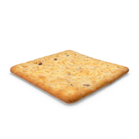 Square Cracker PNG & PSD Images