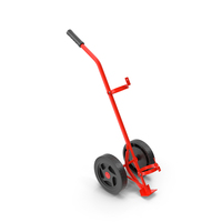 Fire Extinguisher Trolley PNG & PSD Images