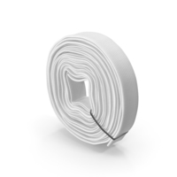 Fire Hose Folded PNG & PSD Images