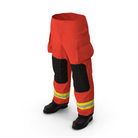 Firefighting Pants PNG & PSD Images