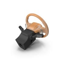 Lexus Steering Wheel PNG & PSD Images