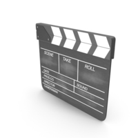 Movie Clapper PNG & PSD Images