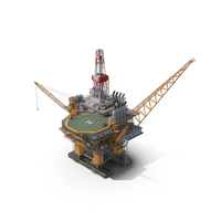 Oil Rig PNG & PSD Images