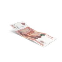 Five Thousand Ruble PNG & PSD Images