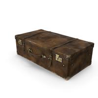 Vintage Business Suitcase PNG & PSD Images