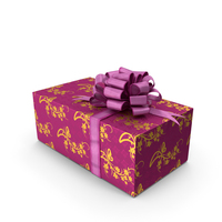 Giftbox Pink PNG & PSD Images