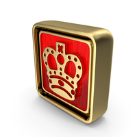 King Icon PNG & PSD Images