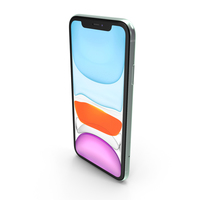 Apple iPhone 11 Green PNG & PSD Images
