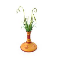 Vassal Flower Pot Hearts PNG & PSD Images
