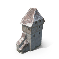 Medieval Tower PNG & PSD Images