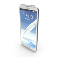 Samsung Galaxy Note 2 PNG & PSD Images