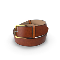 Brown Leather Belt PNG & PSD Images