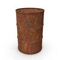 Rust Barrels PNG & PSD Images