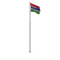 Flag of Gambia PNG & PSD Images