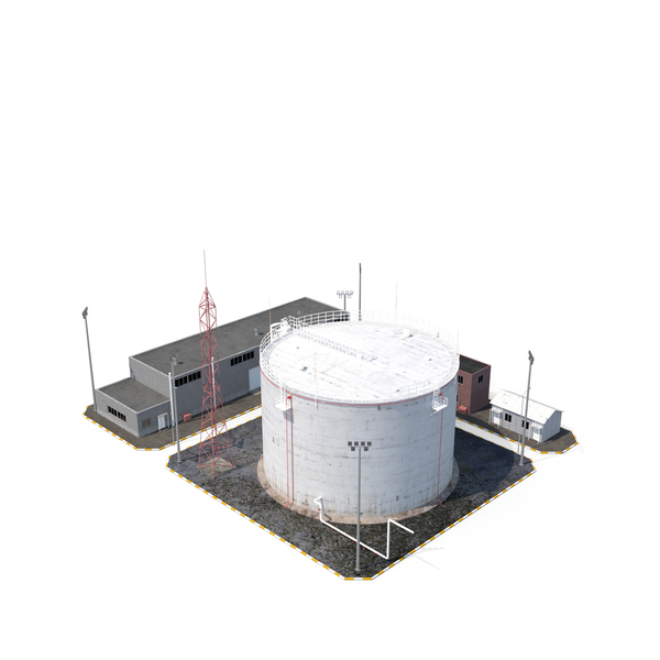 Refinery Zone PNG & PSD Images