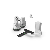 Cyberknife Teatment System PNG & PSD Images