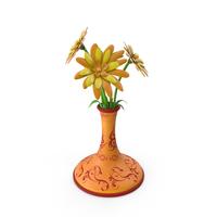 Flower Pot Plastic PNG & PSD Images