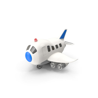Jumbo Jet Toy PNG & PSD Images