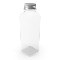 300ml Square Bottle PNG & PSD Images