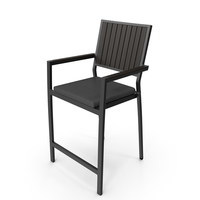Alfresco Barstool PNG & PSD Images