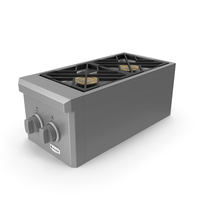 Dual Burner Outdoor Cooktop PNG & PSD Images