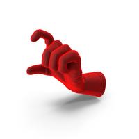 Glove Velvet Single Object Hold Pose PNG & PSD Images