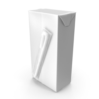 Juice Box 0.5L Slim PNG & PSD Images