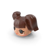 Doll Head PNG & PSD Images
