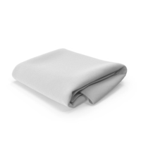 White Towel Folded PNG & PSD Images