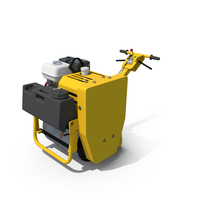 Vibratory Road Roller PNG & PSD Images
