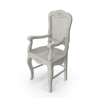 Country Corner Chair PNG & PSD Images
