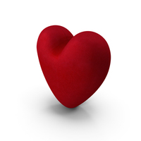 Heart  Velours PNG & PSD Images