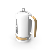 Dualit Classic Kettle PNG & PSD Images